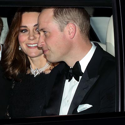 The Adventurine Posts Kate Middleton Wears the Queen's Pearls