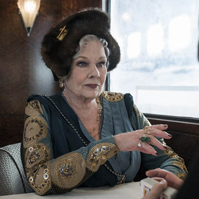 The Adventurine Posts Glamour Lives in 'Murder on the Orient Express'