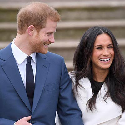 The Adventurine Posts Meghan Markle's Diamond Engagement Ring!