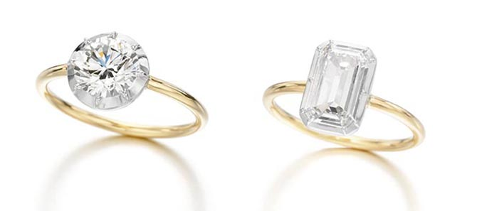 Engagement Rings by Jessica McCormack