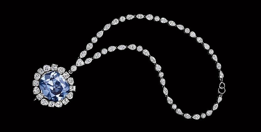 The AdventurinePostsNew Facts About the Hope Diamond Revealed