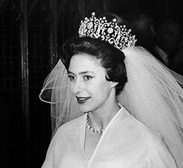 The Adventurine Posts Princess Margaret Bought Her Wedding Tiara