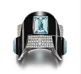 The AdventurinePostsThe Empowering Art Deco Jewelry of Jean Fouquet