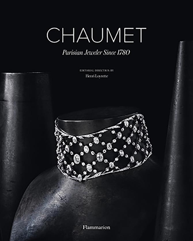Cover of 'Chaumet: Parisian Jeweler Since 1780' By Henri Loyrette, Flammarion