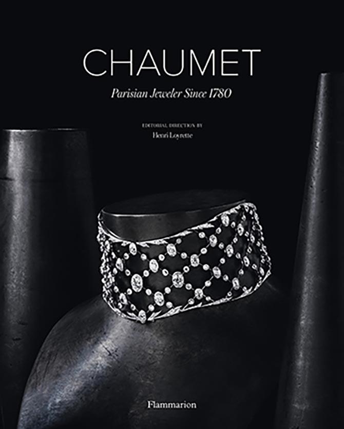 Cover of 'Chaumet: Parisian Jeweler Since 1780' By Henri Loyrette, Flammarion