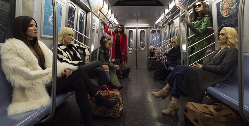 The Adventurine Posts See the New Jewelry-Filled Trailer for 'Ocean's 8'