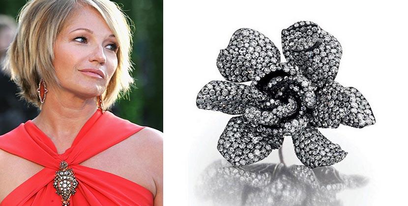The AdventurinePostsA Look Back at Ellen Barkin's Jewelry