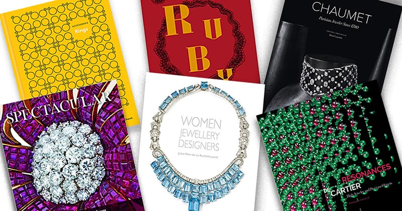 The AdventurinePostsBooks to Give the Jewelry Lovers on Your List