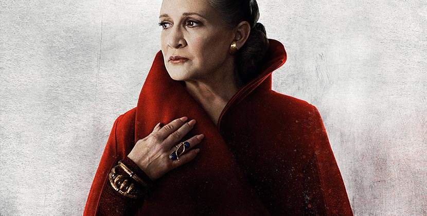 The Adventurine Posts There is Lots of Jewelry in 'The Last Jedi'