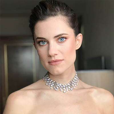 The Adventurine Posts The Making of Allison Williams' Globes Necklace