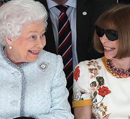 The AdventurinePostsQueen Elizabeth's Major Front Row Jewel