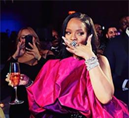 The AdventurinePostsRihanna's Million Dollar Birthday Baubles