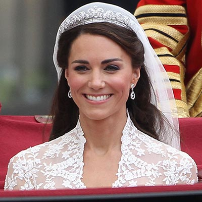The Adventurine Posts Kate Middleton's Wedding Tiara Goes on Display