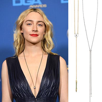 The Adventurine Posts What's Hot Now: Bolo Necklaces