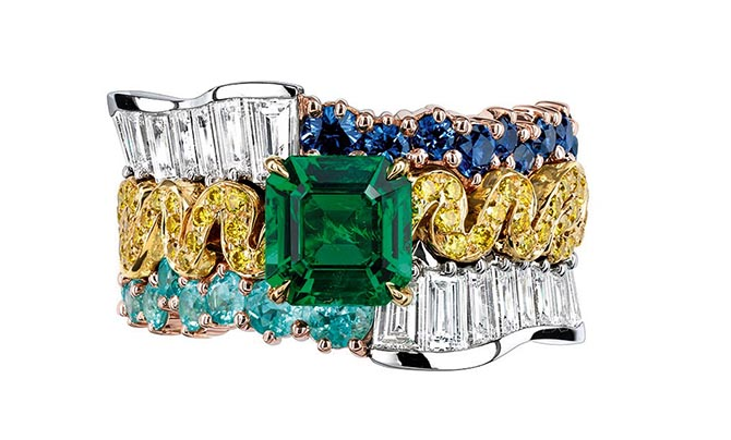 Ribbon Ring by Victoire de Castellane for Dior. Photo courtesy