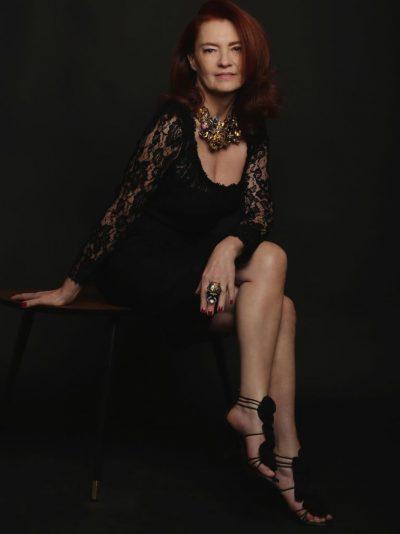 Jewelry designer Sylvie Corbelin Photo courtesy