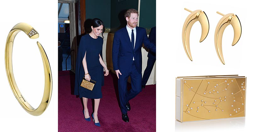 The AdventurinePostsMeghan Markle's Chic and Affordable Jewels