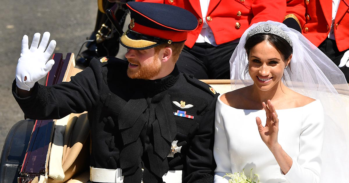 13+ Meghan Duchess Of Sussex Wedding Tiara