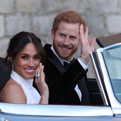 The Adventurine Posts Did Harry Give Meghan One of Diana's Rings?