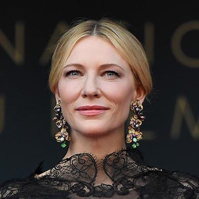 The Adventurine Posts Cate Blanchett Shows How to Update an Old Dress