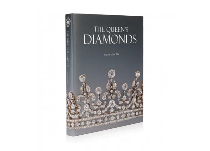 Cover of The Queen's Diamonds Photo via The Royal Collection
