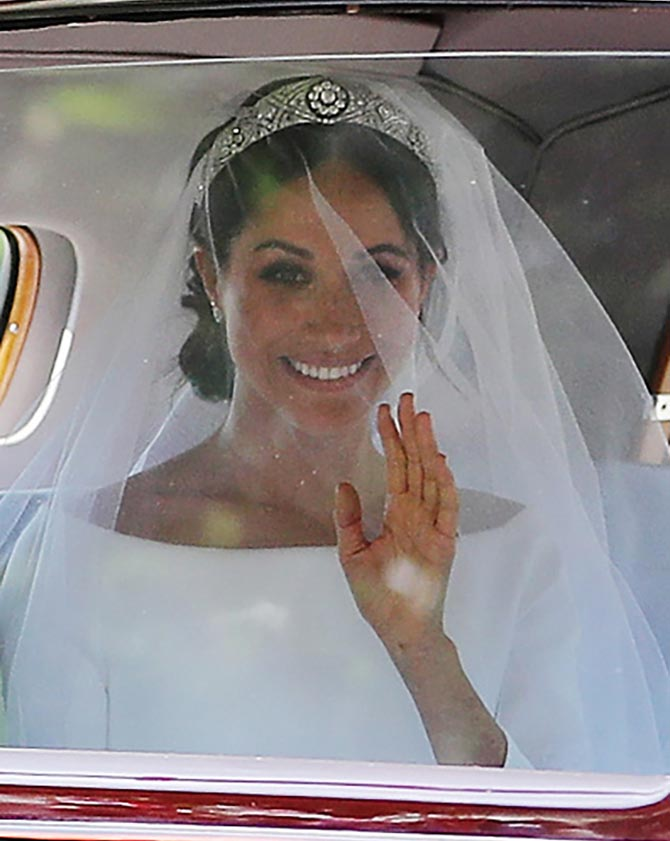 meghan markle s tiara and wedding jewels the adventurine https theadventurine com culture royalty meghan markles tiara and wedding jewels