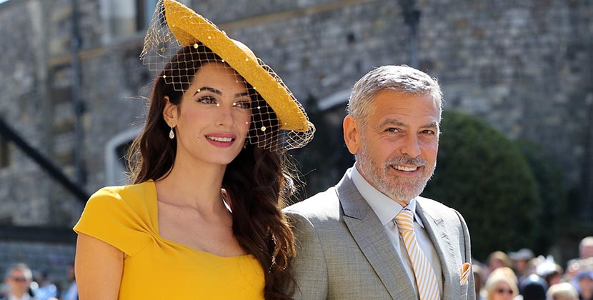 Guests At Royal Wedding.The Chic Jewelry Worn By Royal Wedding Guests The Adventurine