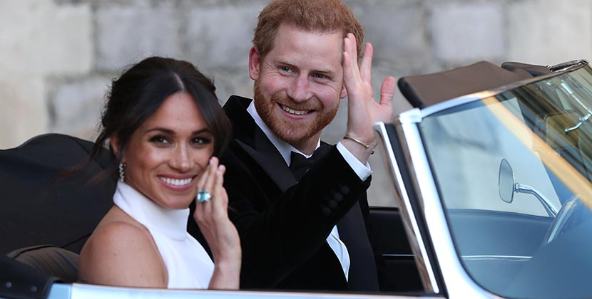The AdventurinePostsDid Harry Give Meghan One of Diana's Rings?