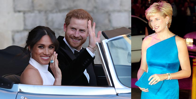 The Adventurine Posts More on That Aquamarine Ring Harry Gave Meghan