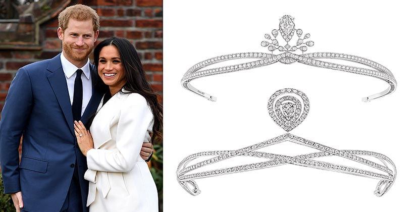 The Adventurine Posts Meghan Markle Could and Should Wear One of These Tiaras
