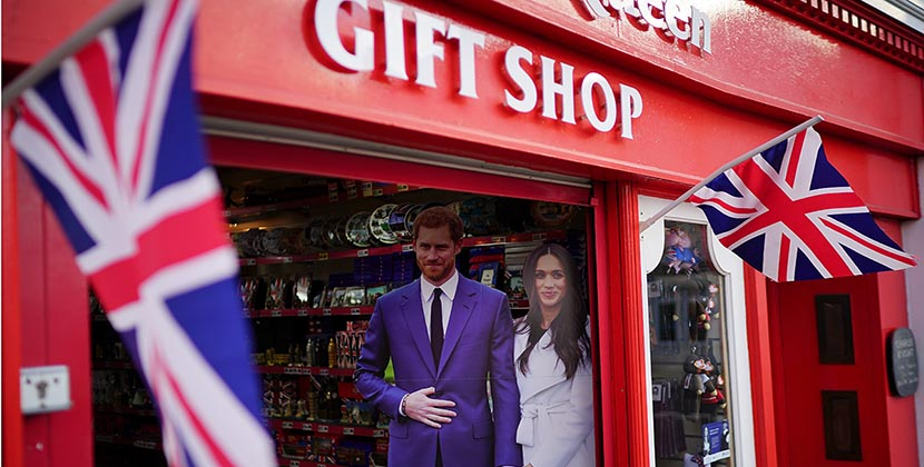 The AdventurinePostsRoyal Wedding Souvenirs for Jewelry Lovers