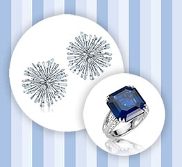 The AdventurinePostsBold Platinum Jewelry For Right Now