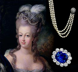 The Adventurine Posts At Auction: Marie Antoinette's Jewelry