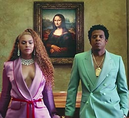 The Adventurine Posts Beyoncé and Jay-Z's Jewelry in Apeshit Video