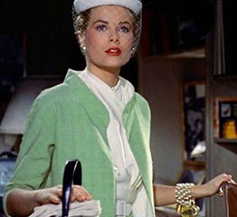 The Adventurine Posts All About Grace Kelly's Jewelry in Rear Window