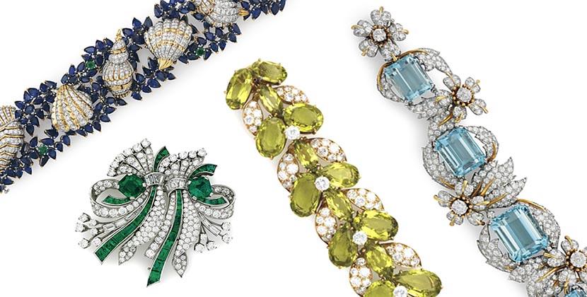 The AdventurinePostsAt Auction: The Rockefeller Jewelry