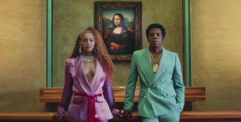 The AdventurinePostsBeyoncé and Jay-Z's Jewelry in Apeshit Video