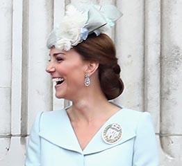 The AdventurinePostsMeghan and Kate Shine in Diamond Earrings