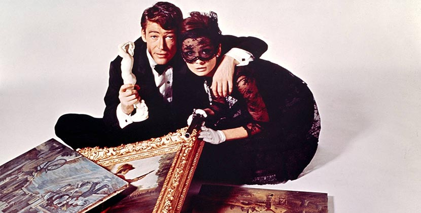 The Adventurine Posts Audrey Hepburn's Jewels in How to Steal a Million