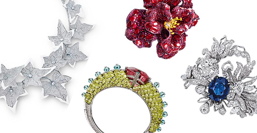 The Adventurine Posts What Inspired The High Jewelry Collections?