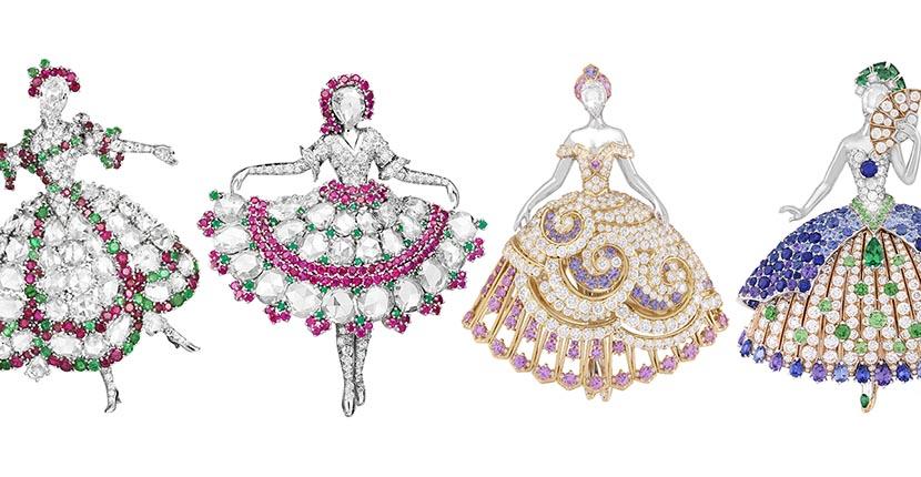 The AdventurinePostsThe Story of Van Cleef & Arpels Ballerinas