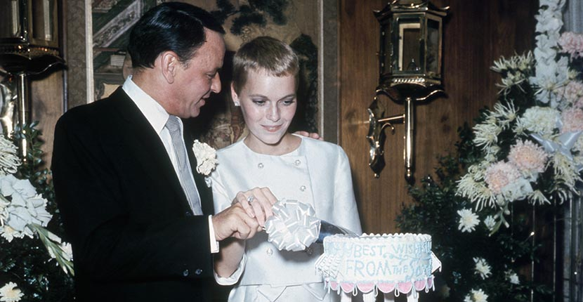 The Adventurine Posts Sinatra Gave Mia Farrow An Epic Engagement Ring