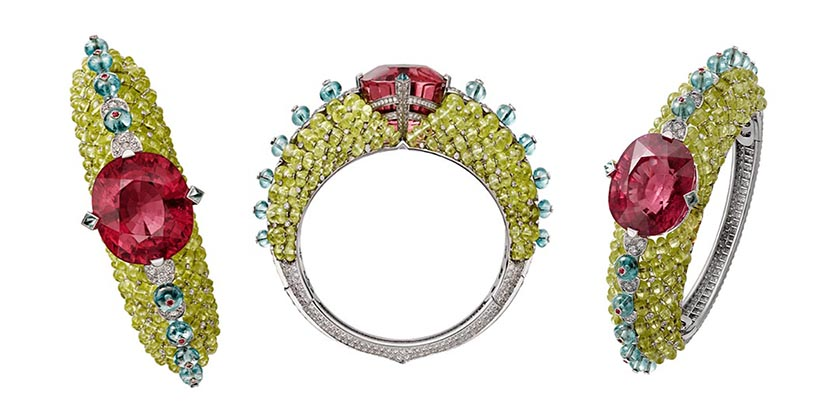 The Adventurine Posts Cartier's High Jewelry Looks Forward and Back