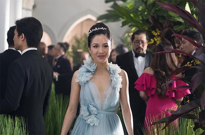Constance Wu in 'Crazy Rich Asians.'
