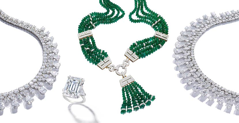 The Adventurine Posts At Bonhams: Katherine Domyan's Glamorous Jewels