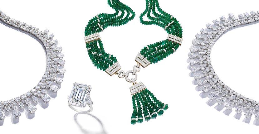 The AdventurinePostsAt Bonhams: Katherine Domyan's Glamorous Jewels