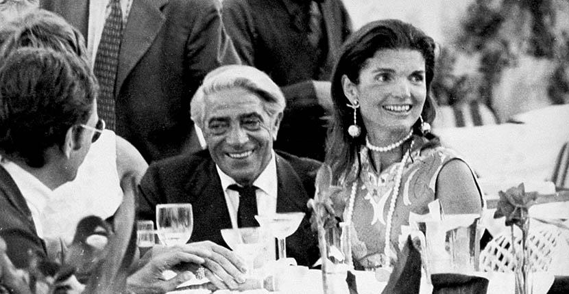 The AdventurinePostsThe Story Behind Jackie Kennedy's Moon Earrings