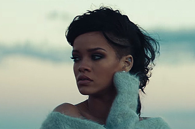 Rihanna in 'Diamonds' video Photo Billboard