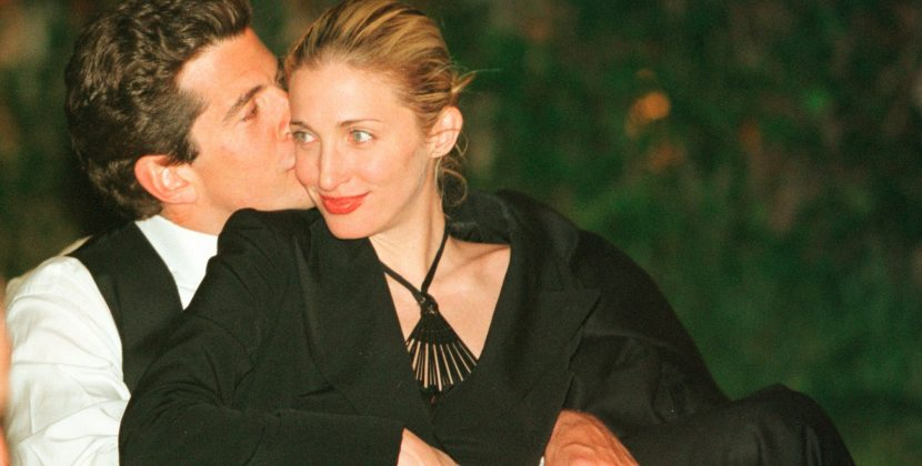 The AdventurinePostsCarolyn Bessette's Engagement Ring Was Delicate