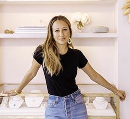 The AdventurinePostsJennifer Meyer Opens Her First Boutique